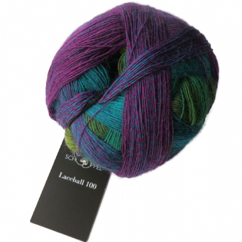 Schoppel-Wolle LACE BALL 100 middle earth 2365